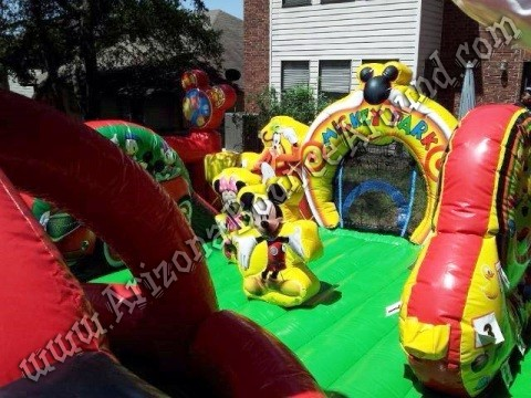 Mickey Mouse Inflatable Rentals for toddlers Phoenix Arizona - Denver Colorado