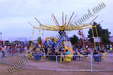 Mindwinder Carnival Ride for rent in Arizona