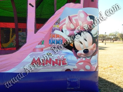 Minnie Mouse Bounce House Rentals in Chandler