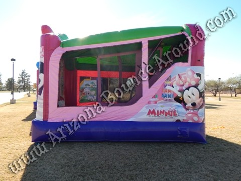 Minnie Mouse Bounce House Rentals in Scottsdale
