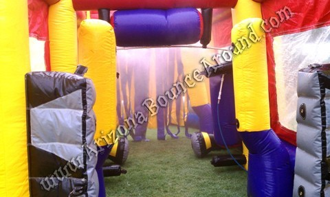 Inflatable Misting Tent Car Wash Rental Rent A Misting