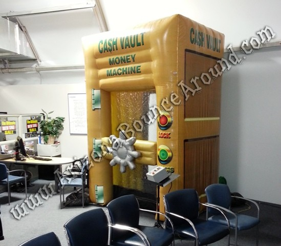 Money blowing machine rental Phoenix Scottsdale Arizona. Promotional ideas