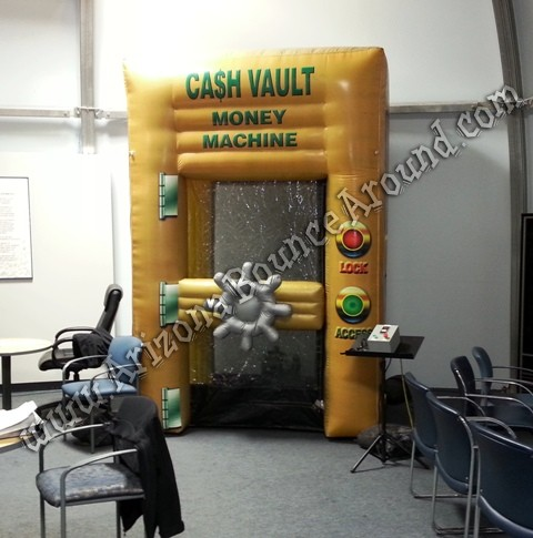 Money blowing machine rentals Phoenix Scottsdale Arizona. Promotional ideas