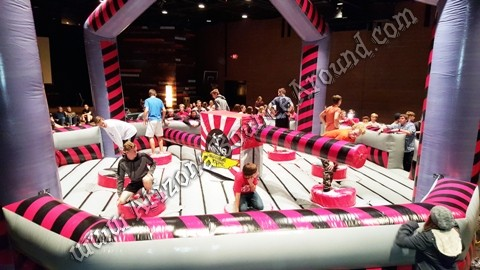 Ninja Warrior Games for Rent in Phoenix Arizona AZ