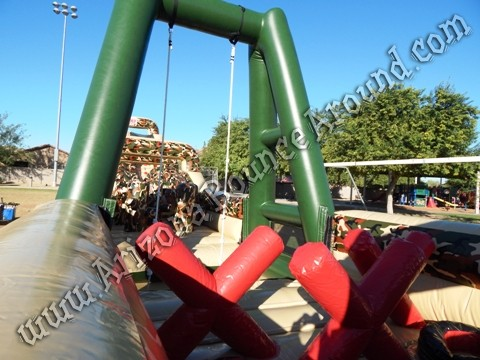 Obstacle course rentals for adults AZ