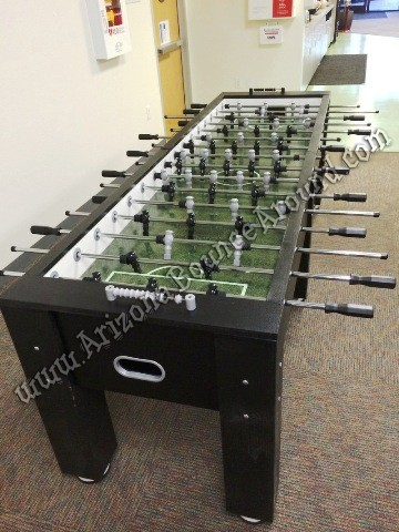 Oversize Foosball Table Rental Phoenix AZ