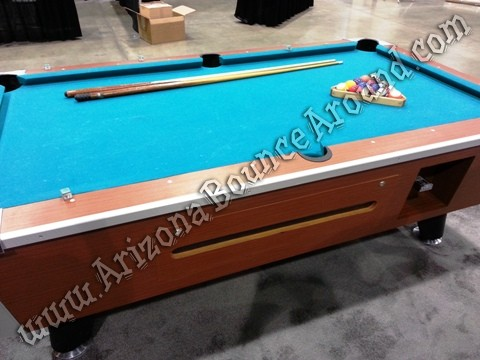 Pool table rental AZ