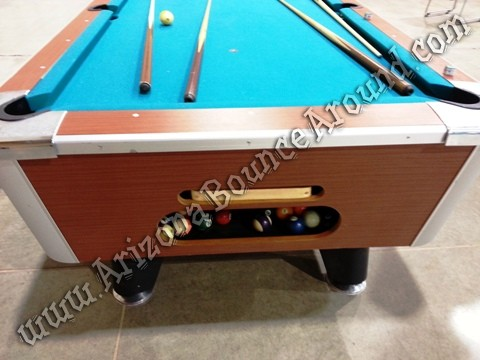 Pool table rental Tempe