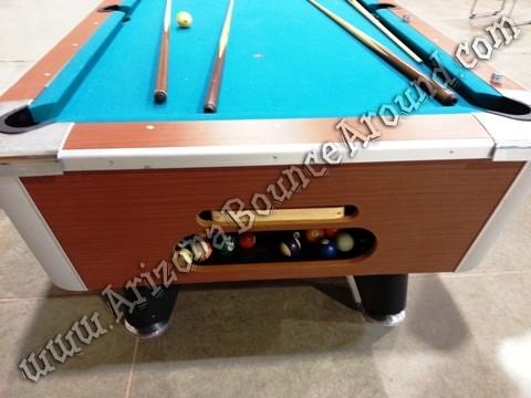 Pool Table Rental Arcade Game Rentals Phoenix