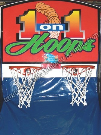 Pop a shot basketball game rental Phoenix Arizona