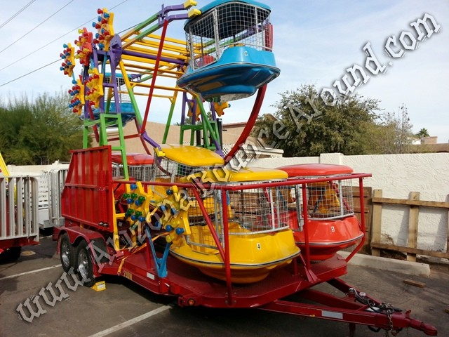 Portable Ferris Wheel Rental Arizona