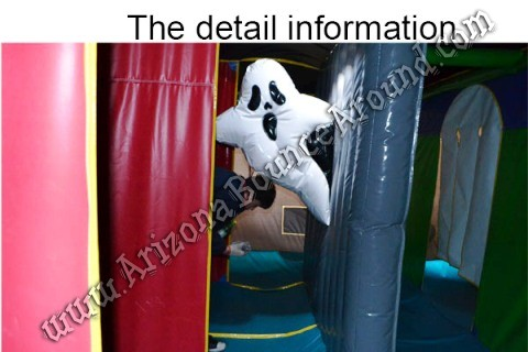 Portable Haunted House Rental Phoenix Arizona