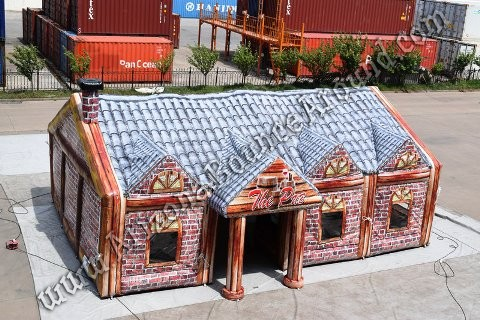 Portable Inflatable Log Cabin Rentals Phoenix Arizona