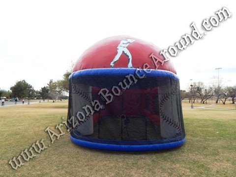 Portable batting cage rentals Phoenix AZ
