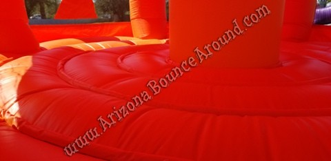 Pumpkin Bounce House Rental Phoenix Arizona