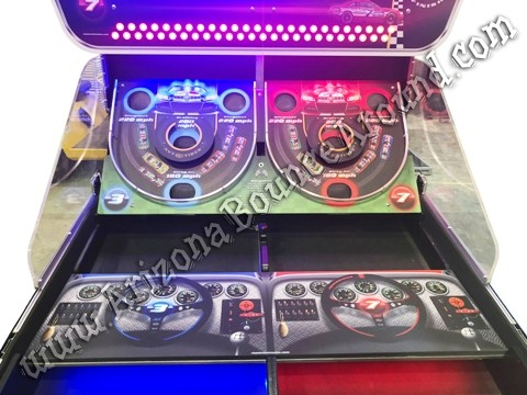Racing Arcade Game Rentals Phoenix, Scottsdale, Tempe, Arizona