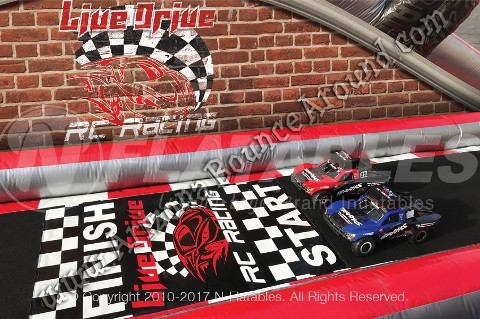 Racing Games for parties and events in Phoenix, Scottsdale Arizona