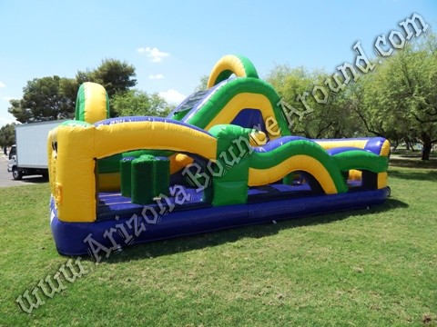 Radical Obstacle Course Rental Mesa AZ
