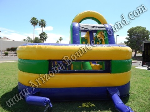 Radical Obstacle Course Rental for adults
