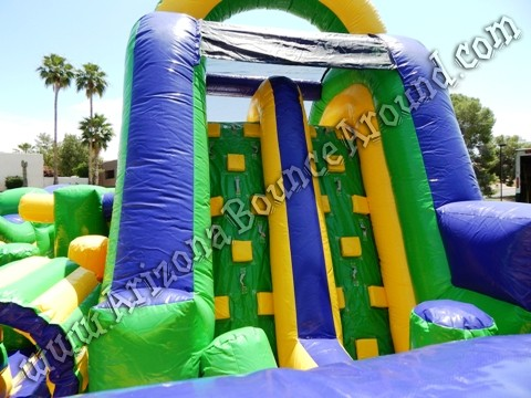 Radical Obstacle Course Rental Chandler