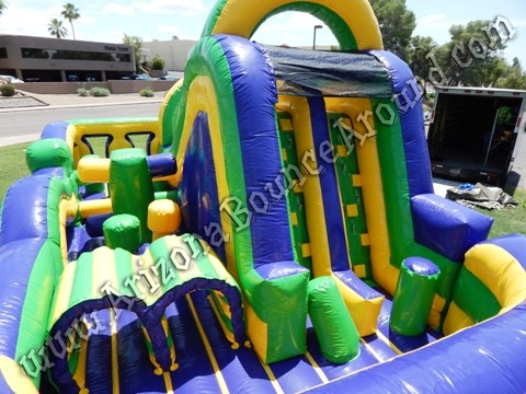 Radical Obstacle Course Rentals AZ