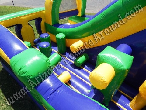 Radical Obstacle Course Rental Chandler AZ