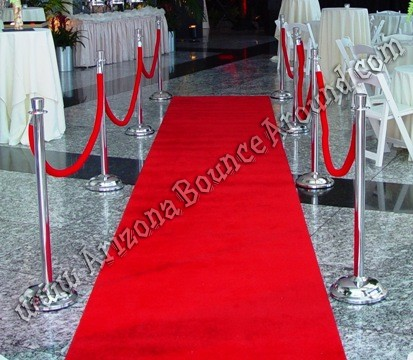 Red carpet event rentals Phoenix Arizona