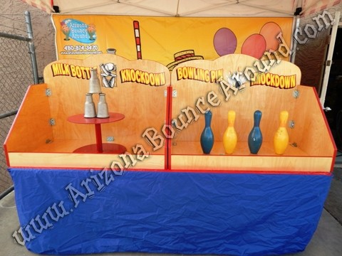 Rent Big Carnival games in Phoenix AZ