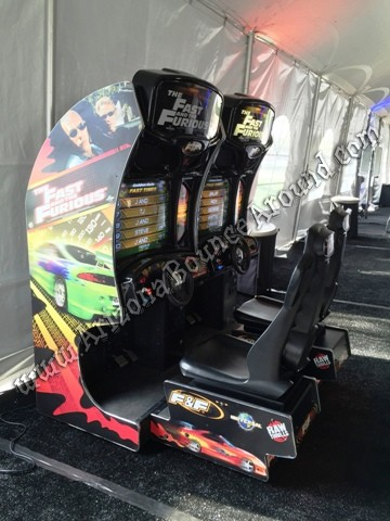 Rent Driving games in Phoenix or Scottsdale Arizona for parties and events