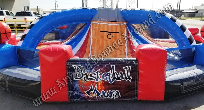 Rent Inflatable basketball games Phoenix Arizona
