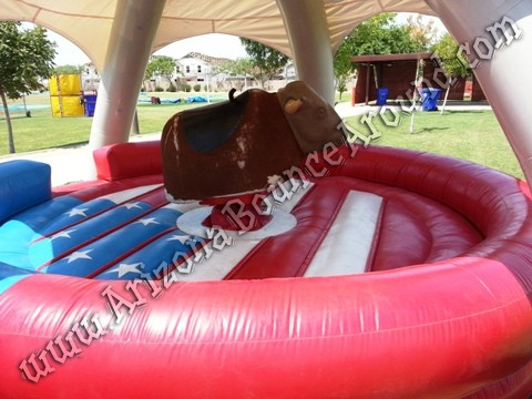 Rent Mechanical Bulls for parties and events in Arizona