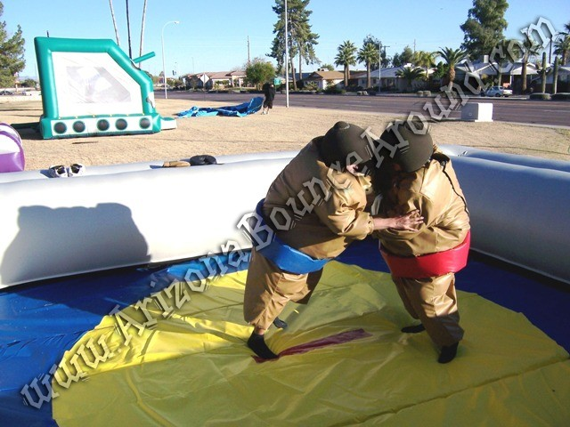 Rent Sumo wrestling Suits Phoenix Arizona