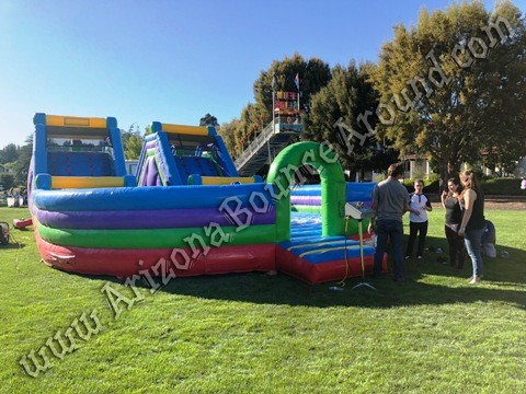 Rent a Cyclone dizzy game in Phoenix Arizona for events