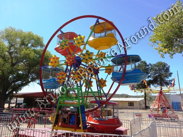 Rent a Ferris Wheel in AZ for kids parties