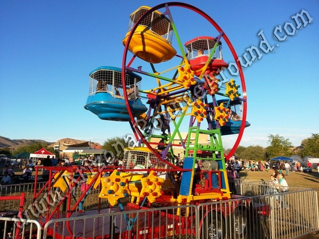 Rent a Ferris Wheel in Phoenix Arizona