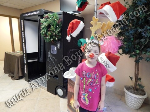 Rent a Holiday Photo Booth in Phoenix