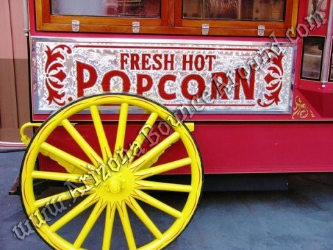 Rent a popcorn machine in Scottsdale AZ