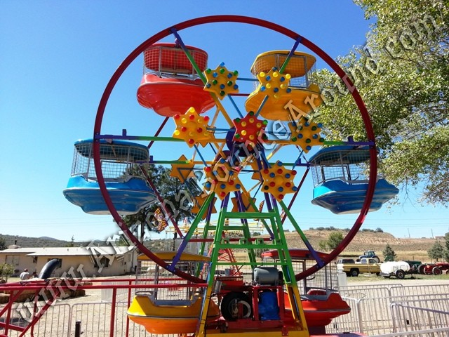 Rental Ferris Wheel for kids Arizona
