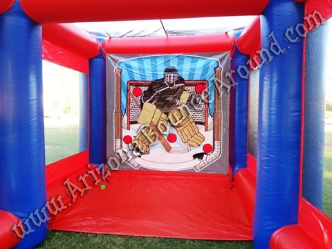 Rental Hockey games for parties and events in Arizona