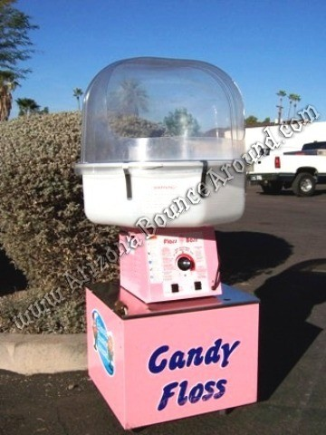 rental cotton candy machines arizona - Cotton Candy Machines