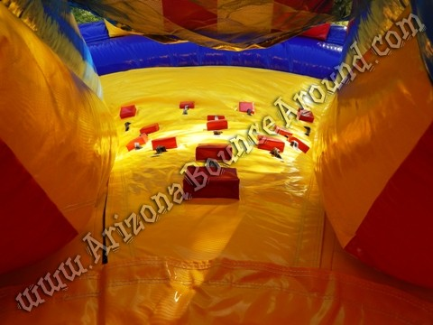 Rock climbing inflatable rental Phoenix Arizona