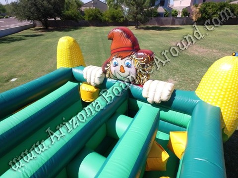 Scarecrow Inflatables for rent in Phoenix Arizona