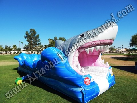 Shark Slip n Slide rental AZ