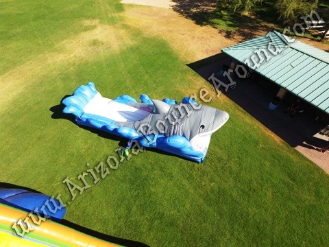 Shark Slip n slide rental