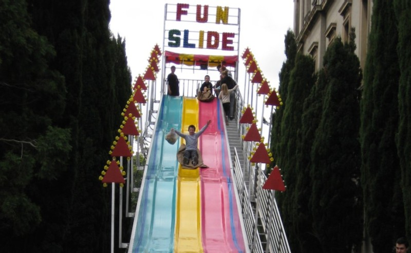Slide rental companies in Phoenix