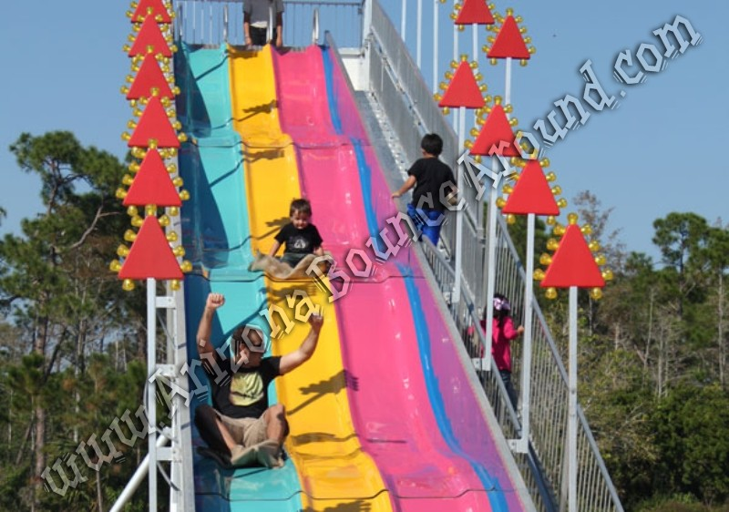 Slide rental companies near me