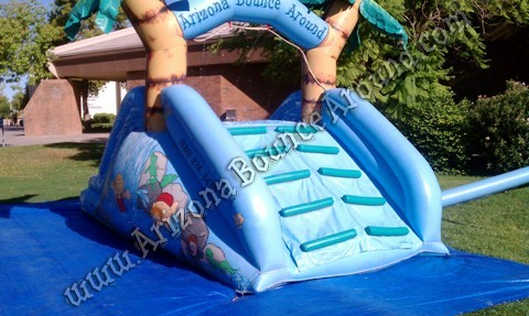Small Water Slide Rentals for Childrens Birthday Parties  Scottsdale