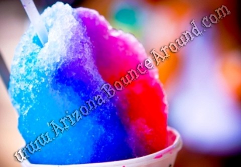 Snow cone machine rentals Arizona