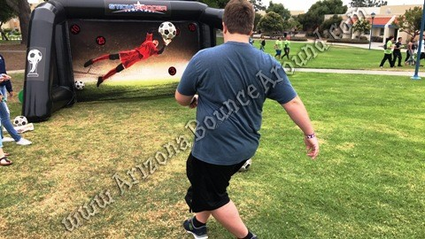 Soccer Game Rentals in Scottsdale Arizona