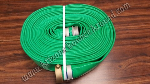 Submersible Water Pump discharge hose Rental